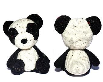 PANDA Crochet Pattern, Ella