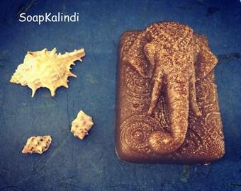 Soap Elephant natural soap PALM FREE SOAP vegan soap Amla oil Soap Punarnava Soap Gift Soap sls free organic soap coconut soap Indian Soap