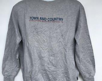 Vintage T&c surf sweatshirt