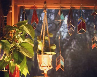 Stained Glass Arrows