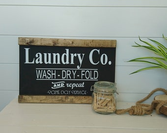 Laundry Room Decoration, Laundry Room Sign, Laundry Room Decor, Laundry, Home Decor, Home decoration, sign, farmhouse sign, farmhouse decor