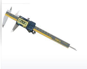 "iGaging Origin Cal Absolute Origin Electronic Caliper 6""-150mm DIGITAL IP54 S.S. (11oz FRE)"