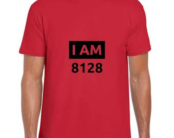 I am Perfect funny t-shirt