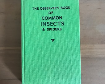 The Observer's Book of Insects