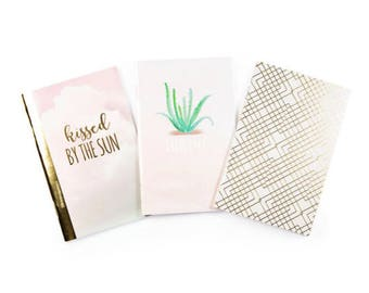 Small Blush Kissed Notebooks By Recollections™