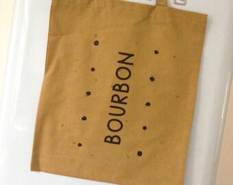 BOURBON Tote Shopper Bag