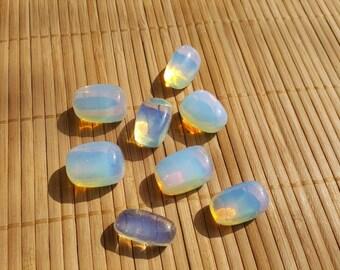 Opalite Tumbled Stone, Healing Stone, Tumbled Stone, Tumble Stone, Tumbled Crystals, Semi Precious Stones, Opal Stone, Chakra Stones,Crystal