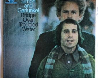 Simon and Garfunkel / Bridge Over Troubled Water - Vinyl - Record - LP - Album- CBS Master Sound -Half-Speed Mastered - HC 49914 -Audiophile