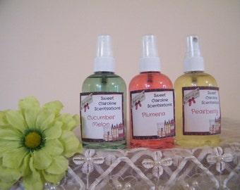 Scented Body Spray / Body Splash / Moisturizing Body Spray / Body Spray / Designer Fragrance / Birthday Gifts