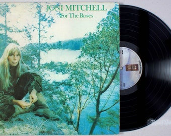 Joni Mitchell - For the Roses (1972) Vinyl LP; You Turn Me On