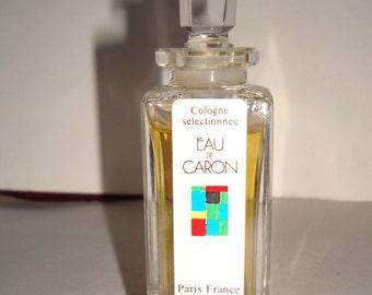 Vintage -French Caron perfume  Eau de Caron  25ml
