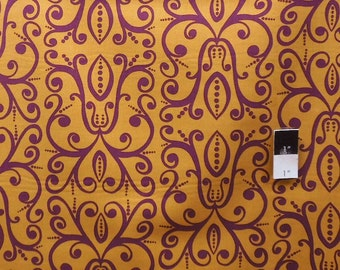 Valori Wells PWVW041 Karavan Savannah Curry Cotton Fabric 1 Yd
