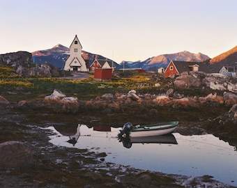 Fine Art Photography, Northern, Travel Photography, Greenland lll