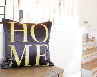Home - Decorative Pillow Case, Throw Cushion Cover, Pillow Cover Cover, Decor, Throw Pillow Cover, Cushion Cover