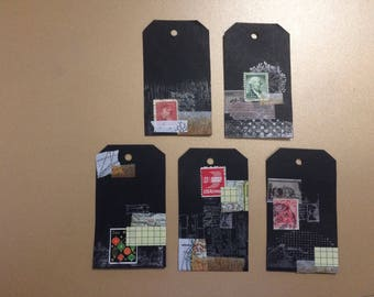 Mail tags