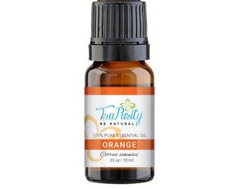 ORANGE- 100% Pure Essential Oil