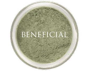 PEAT MOSS - Eyeshadow Mineral Makeup - Eye Color Natural Vegan Minerals