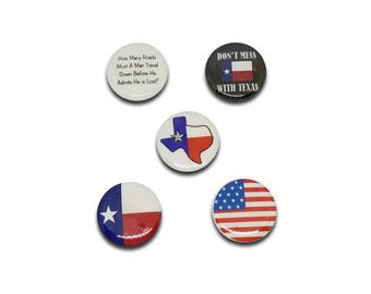 """Texas Pendant Necklace - - Magnetic Jewelry - 1"""""""