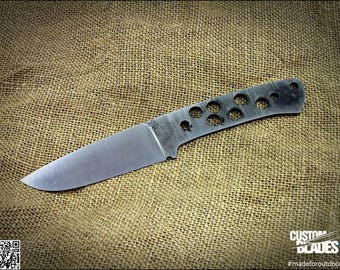 Handmade knife blade - model Kamrat