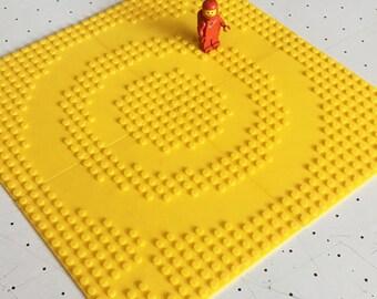 LEGO Clone Graancirkel Grondplaten