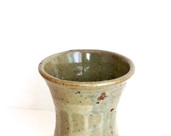 Studio Pottery Stoneware Vase