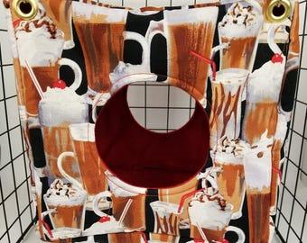 "Floats Cube - 9"" - Ferret, Rat, Chinchilla Cube"
