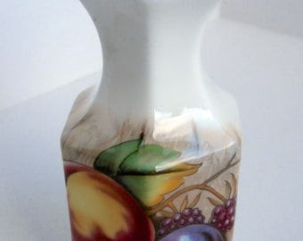 AYNSLEY - China Vase - Vintage - Decorative Vase - Small Vase