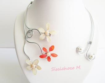 (the creator) Bach Flower necklace