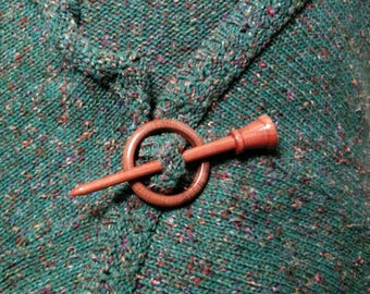 Hand Made Shawl Pin Set