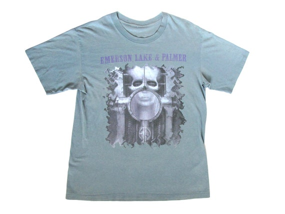 H.R. Giger Emerson Lake & Palmer World Tour 96 T-Shirt