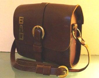 Vintage  Thom Hird Leather Purse