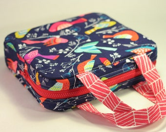 Planner Addiction Pouch plus FREE Fauxdori - PDF sewing pattern