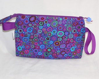 Paperweight in Violet Tall Mia Bag