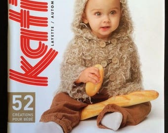 Catalogue Katia Bébé No. 62 baby shopping