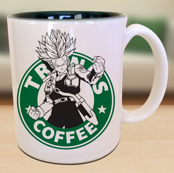 Future Martial Art Warrior And Swordsman Anime Manga Japanese Cartoon Art Inspired Geek Nerd Gamer Trunks Parody Mug by Etsy
