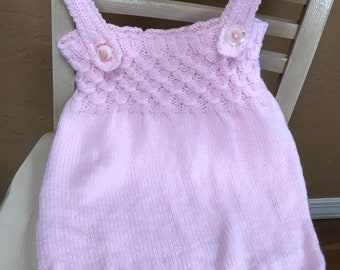 Handmade Acrylic knitted jumpers in various colors and sizes.