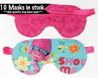Trolls Sleeping Eye Mask sleep over party pajama party favor