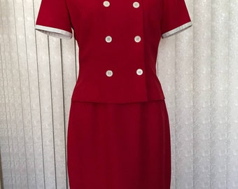 Vintage Brooks Brothers Dress, Size 6