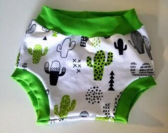 Cactus shorties, cactus shorts, baby shorts, toddlers shorts