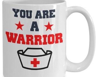 You Are A Warrior Coffee Mug