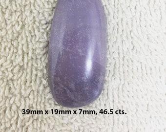 Burro Creek Purple Agate Designer Cabochon