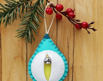 yoni fertility totem, Vaginament vagina ornament, vulva decoration, feminist housewarming, lesbian wedding, lgbt gift,{Julep OLW}