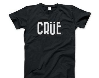 Motley Crue Final Tour Jersey T Shirt New Concert Tee 1981 Mens Sixx Tommy Lee Vince Neil Mick Mars Black Adult T-Shirt