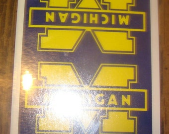 BRAND NEW Deck Of Michigan Playing Cards
