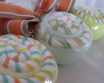Baby Washcloth Lollipops Shower Gift/Decoration Gender Reveal