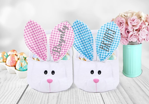 11 adorable personalized easter basket ideas from etsy aileen cooks 11 adorable easter basket ideas from etsy negle Images