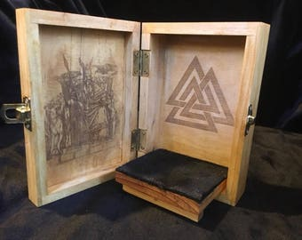 Odin Portable Travel Altar Box