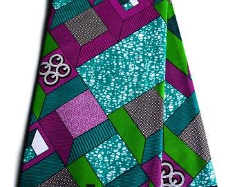 Quality Ankara Fabric 6 yards/ Supreme Wax Holland/ Best African fabric Wholesale/ Ankara print fabric/ Ankara fabric/  WP1175