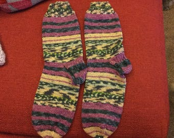 Really Easy Sock Pattern