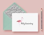 Tropical Flamingo Thank Y...